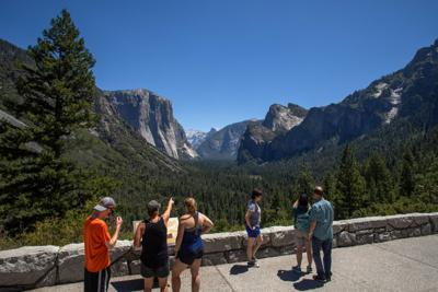 Want to go to a US national park? You must bring a face mask