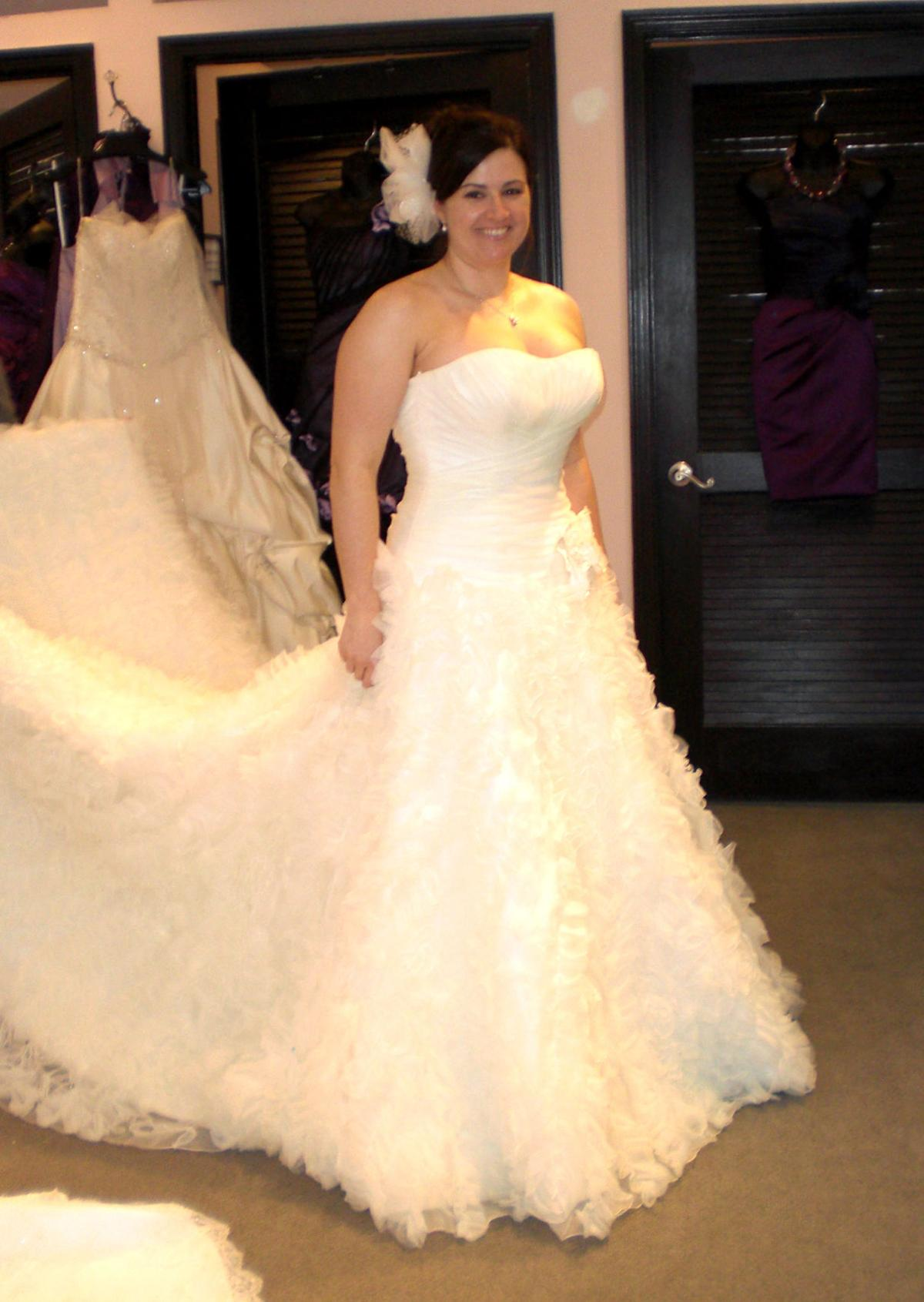 Wunderbar Tlc Say Yes To The Dress Bridesmaids Galerie ...