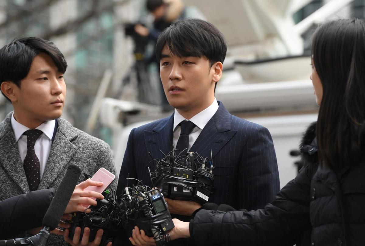K-Pop stars named in growing South Korea sex scandal