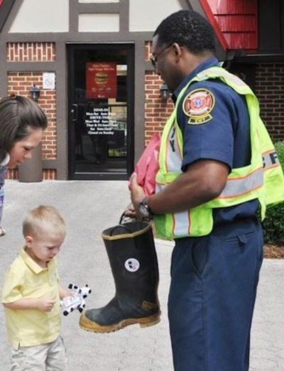 HCFD thanks citizens for $44K in boot drive donations