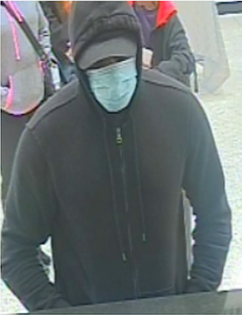 Henry County Police on lookout for Stockbridge bank robbery suspect