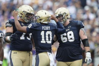 Navy offensive lineman David Forney dies at 22
