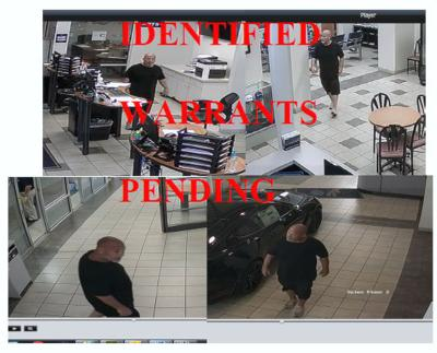 McDonough PD: Warrants out for Legacy Ford auto theft suspect