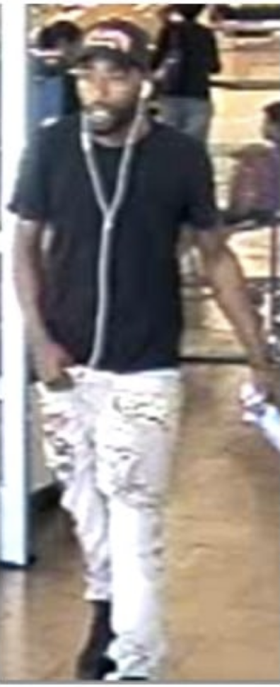 HCPD seeks suspect in Oct. 27 cash register ripoff at Stockbridge Walmart