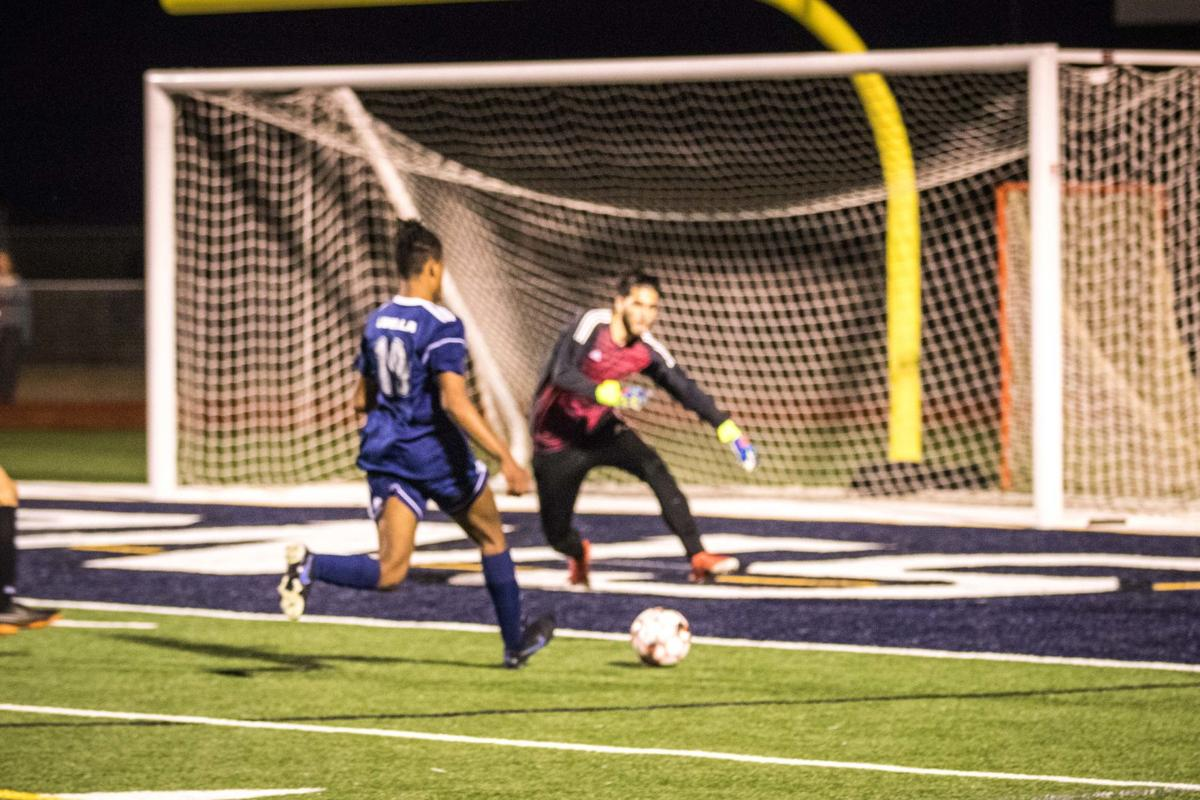 BOYS SOCCER: Justin Guest not enough in loss to Eastside