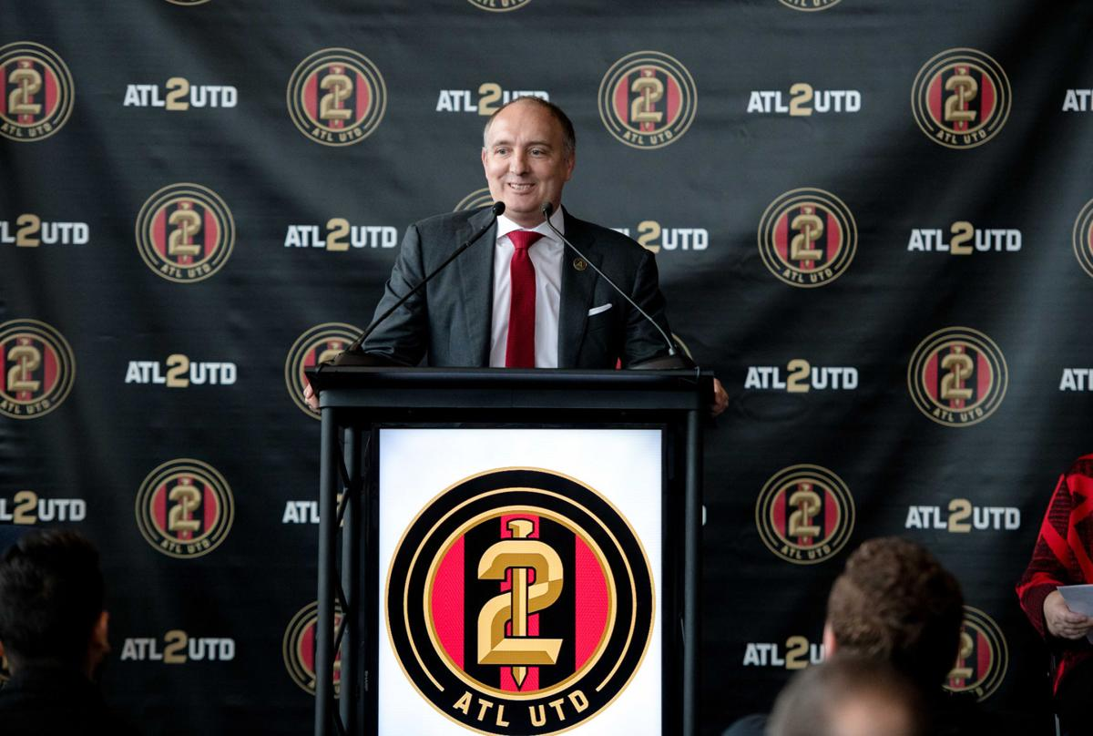 Gwinnett County formally introduces Atlanta United 2 as new pro soccer franchise