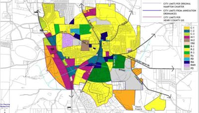 Hampton officials vote against zoning moratorium as code update