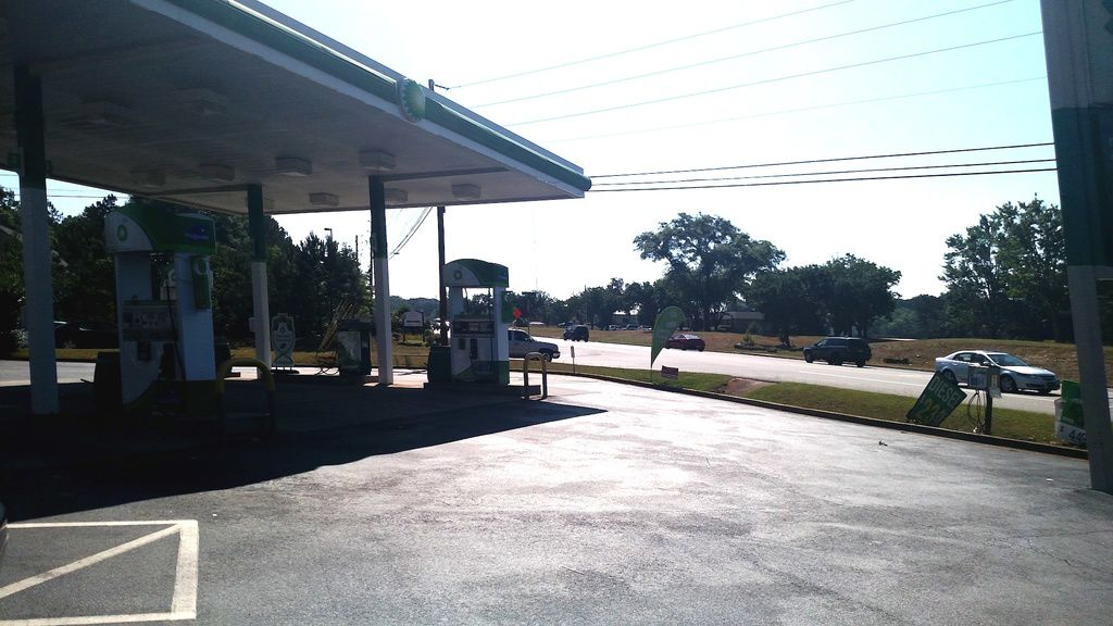 Plans for ga 20 at mcdonough parkway roundabout receives - Garden state parkway gas stations ...