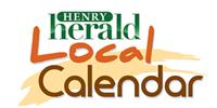 Henry Herald calendar