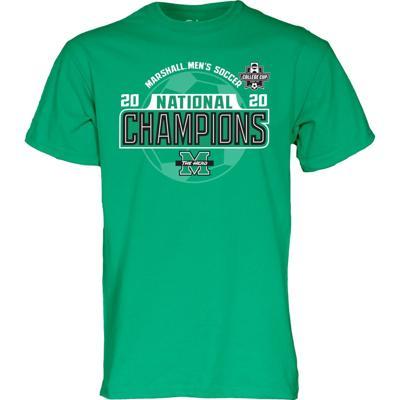 Marshall champion t-shirt at Glenn's Sporting Goods
