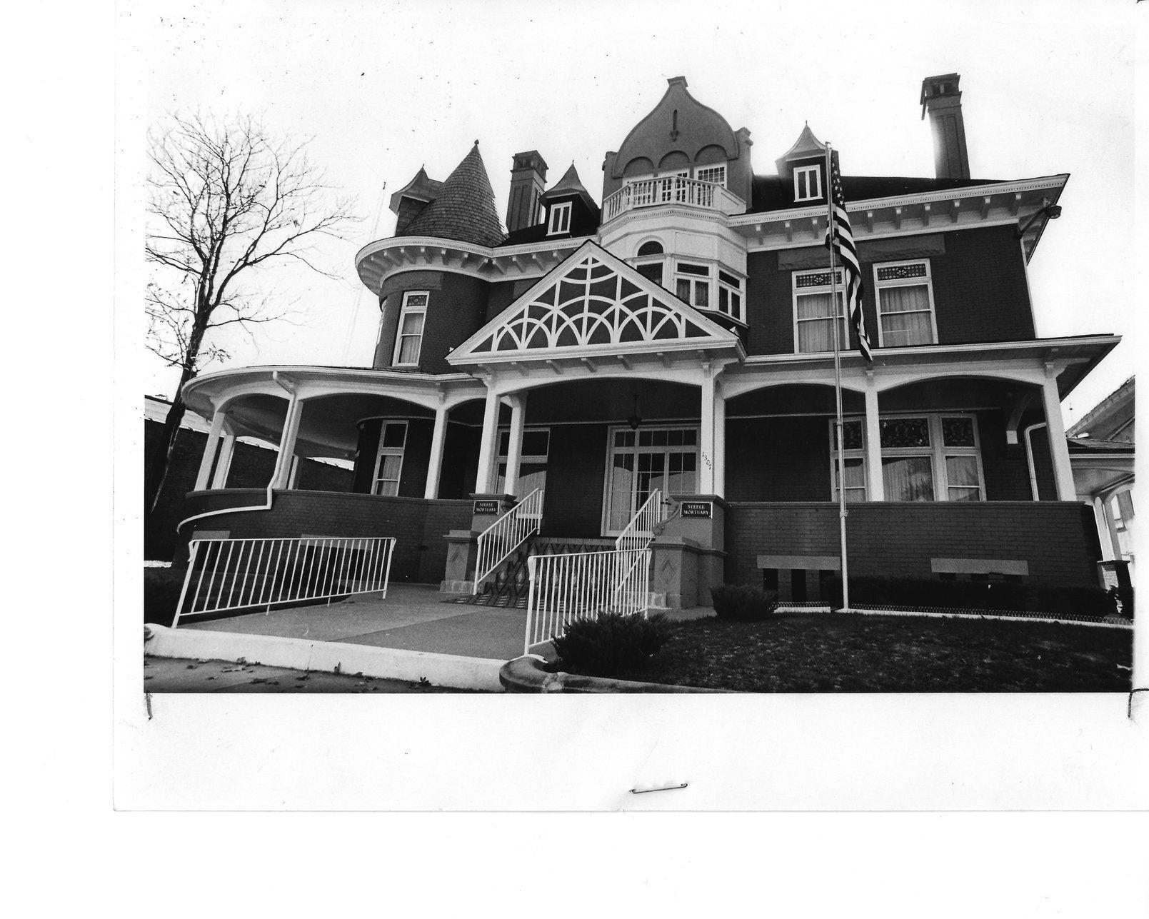 Lost Huntington: The Enslow mansion