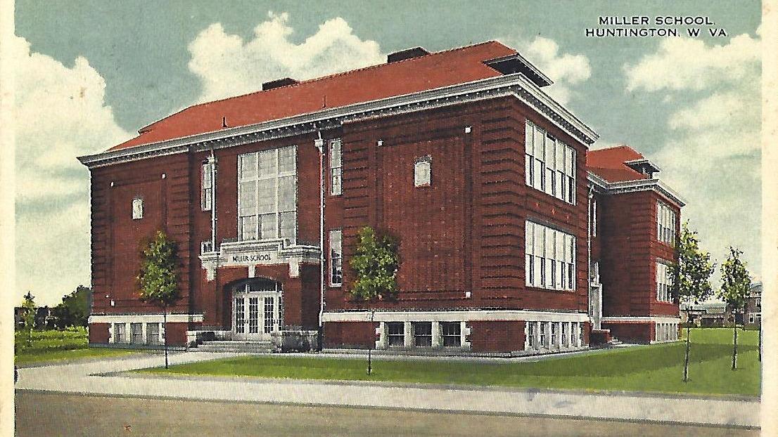 Lost Huntington: Miller School