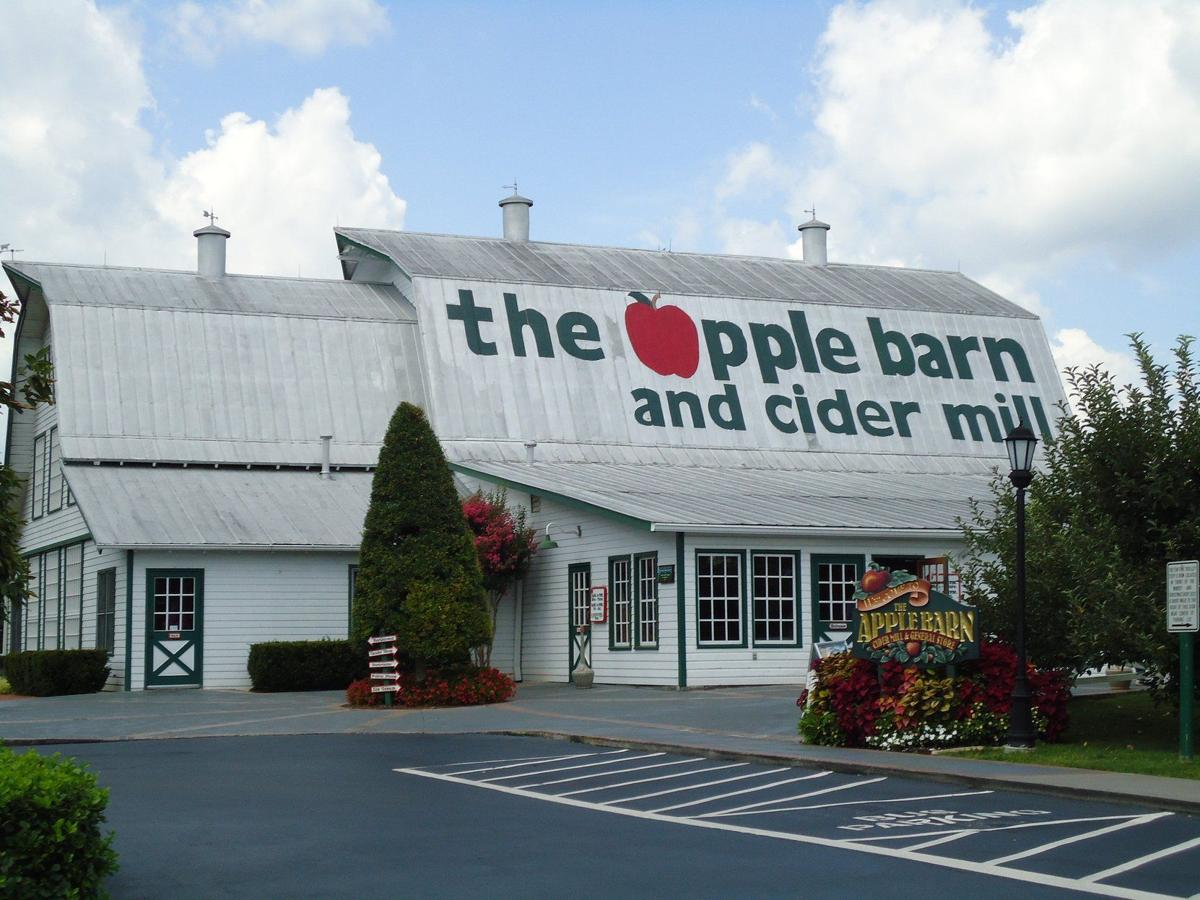 The Apple Barn in the Great Smokies has the corner on great autumn ...