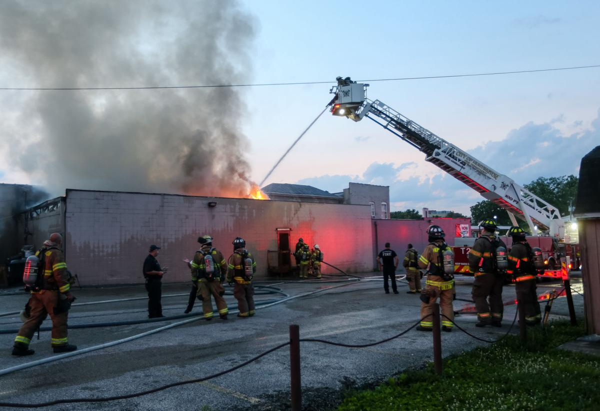 brick u0026 brew pizzeria destroyed in morning fire news herald