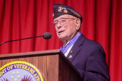 VA hospital renamed to honor Woody Williams | News | herald