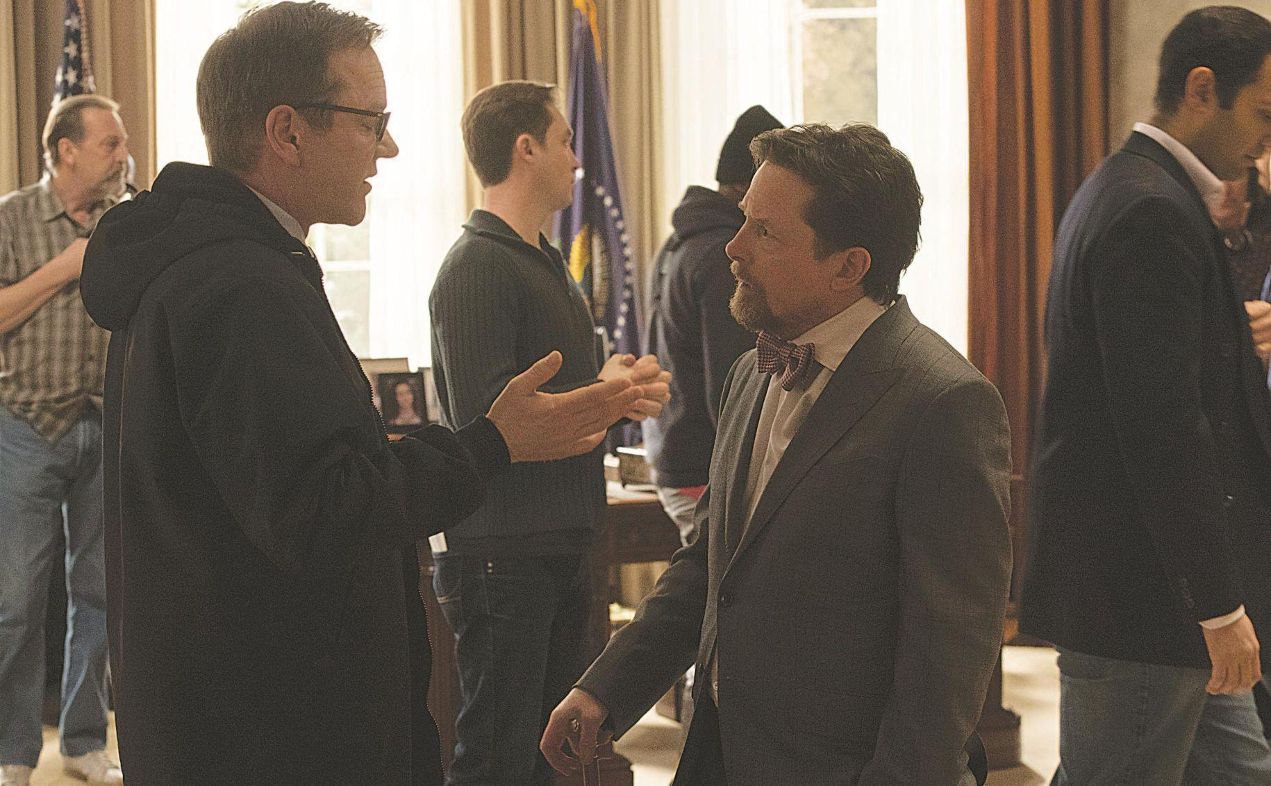 Fox\'s guest role makes \'Designated Survivor\' a must-see | | herald ...