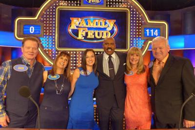 damron family from w va to be on tv s family feud news herald