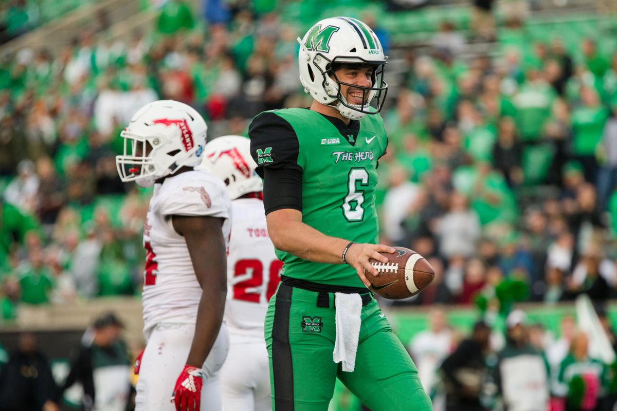 the latest 25a00 a0ca0 Herd drills FAU 31-7 | Marshall Sports | herald-dispatch.com