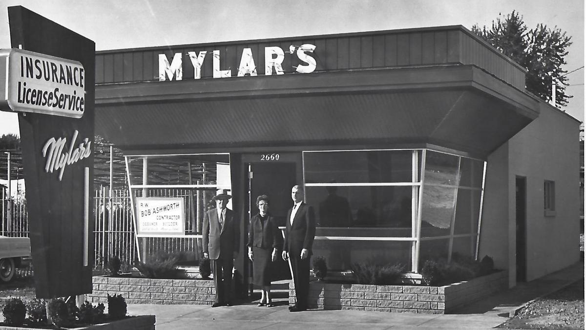 Lost Huntington: Mylar's License Service