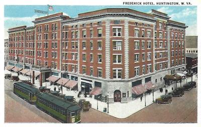 Lost Huntington Frederick Hotel