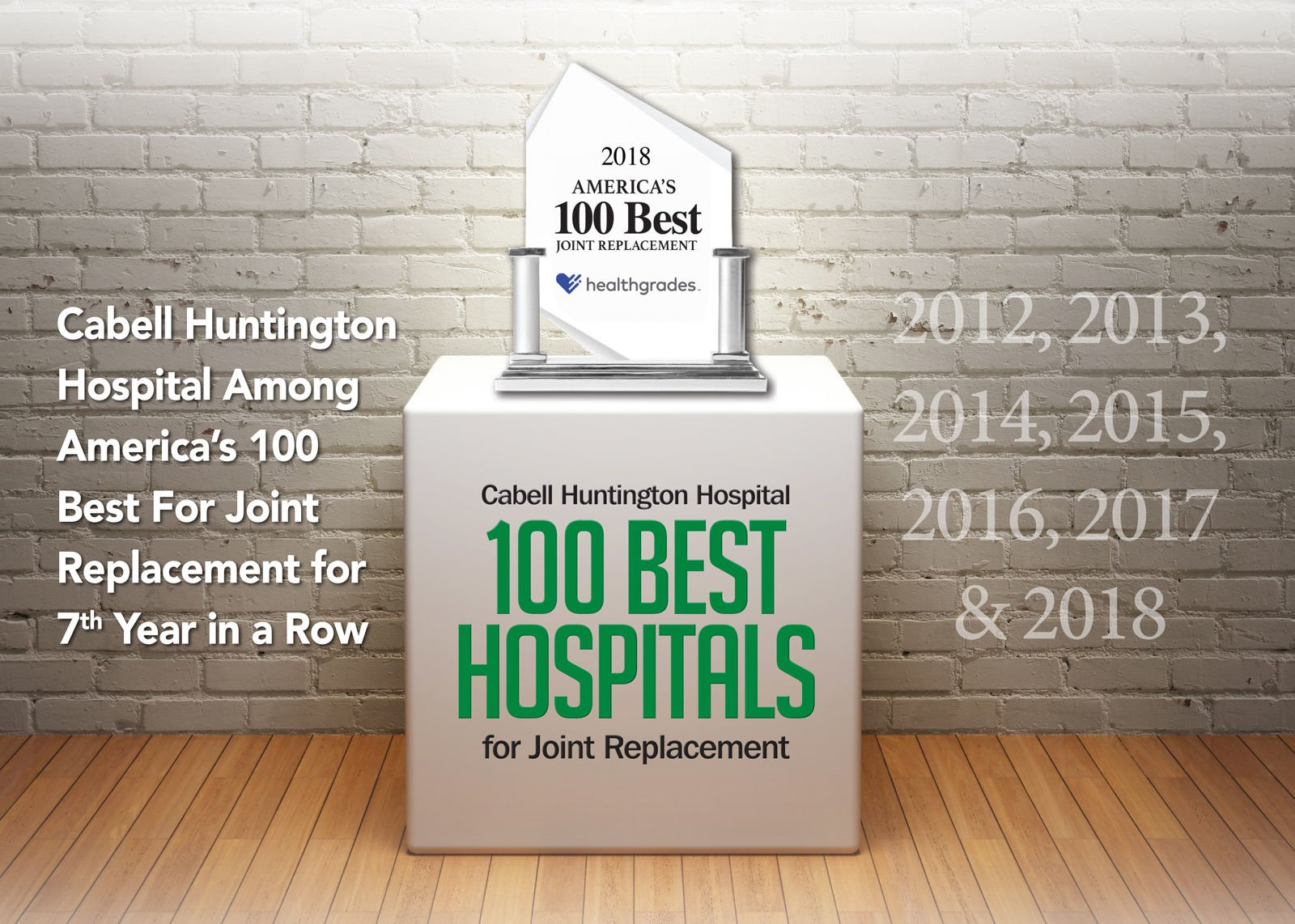 2018 100 best hospitals CHH Top in