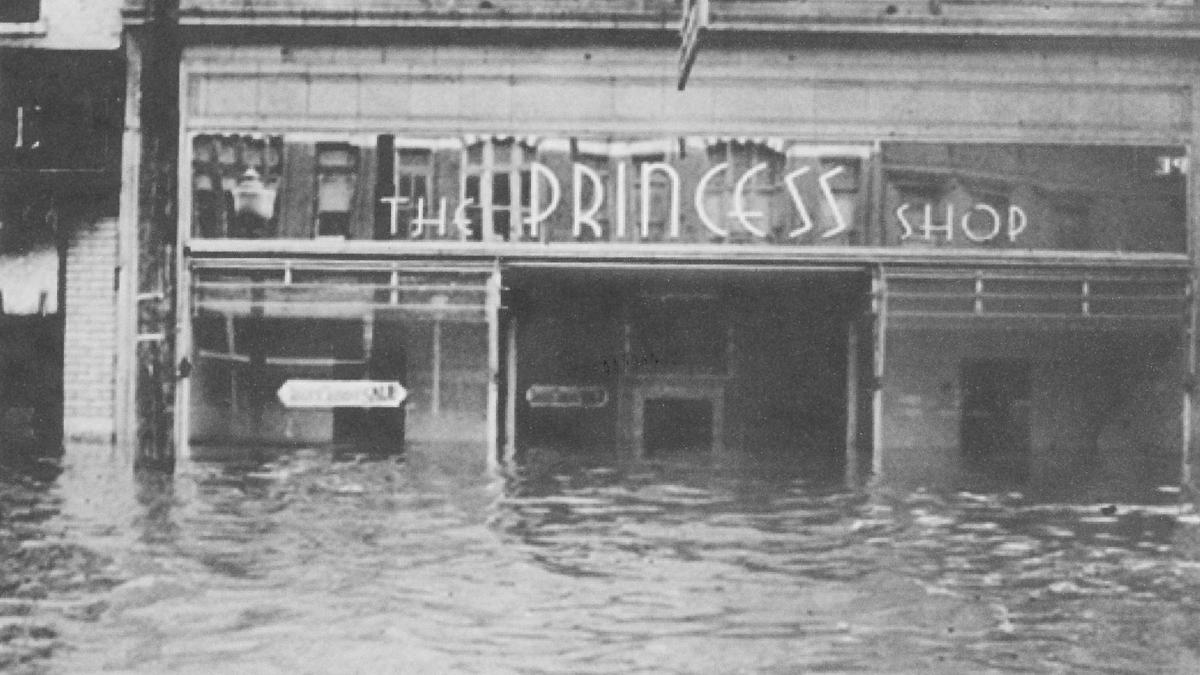 Lost Huntington: The Princess Shop