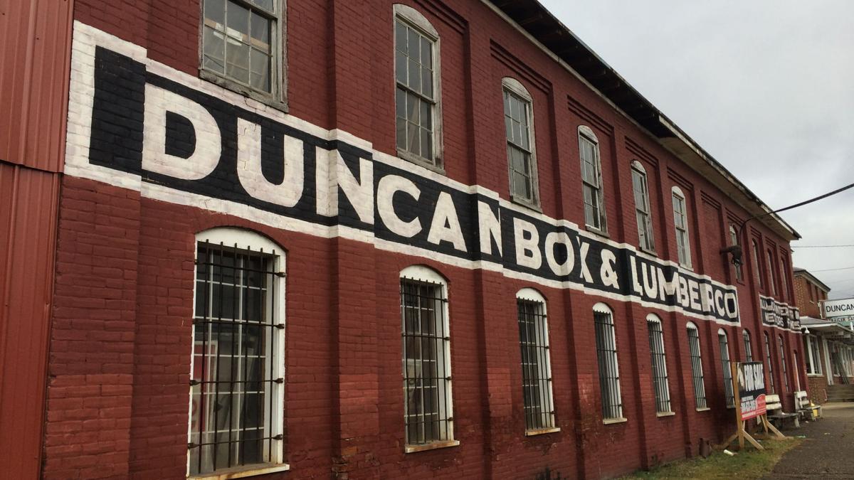 Lost Huntington: Duncan Box & Lumber