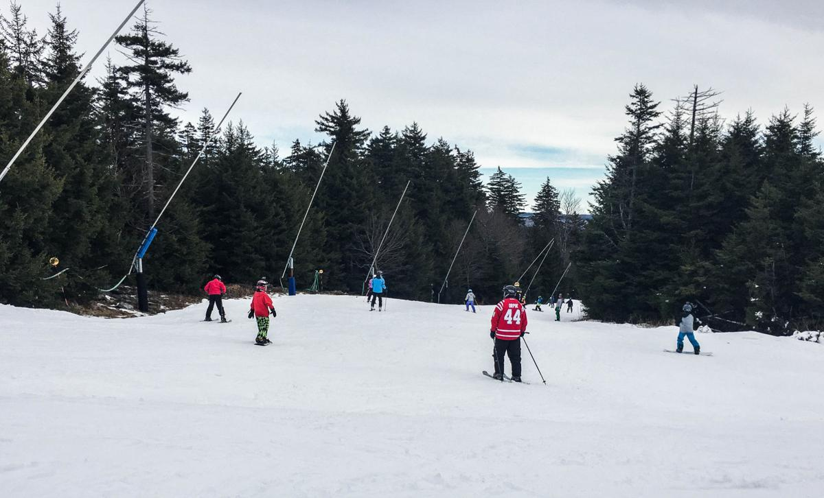 cold weather has west virginia ski resorts ready for season