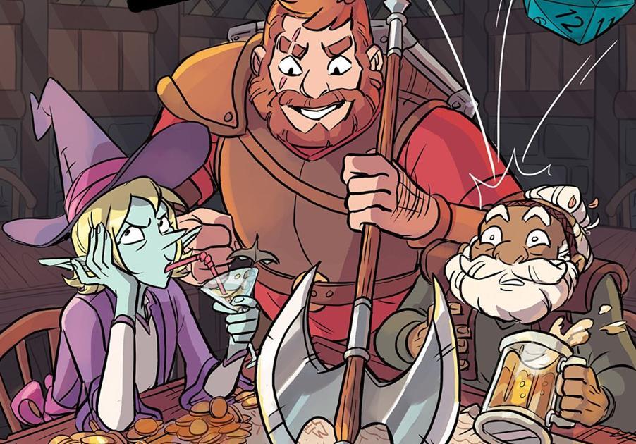 Adventure Zone Graphic Novel Shoots To Top Of Amazon