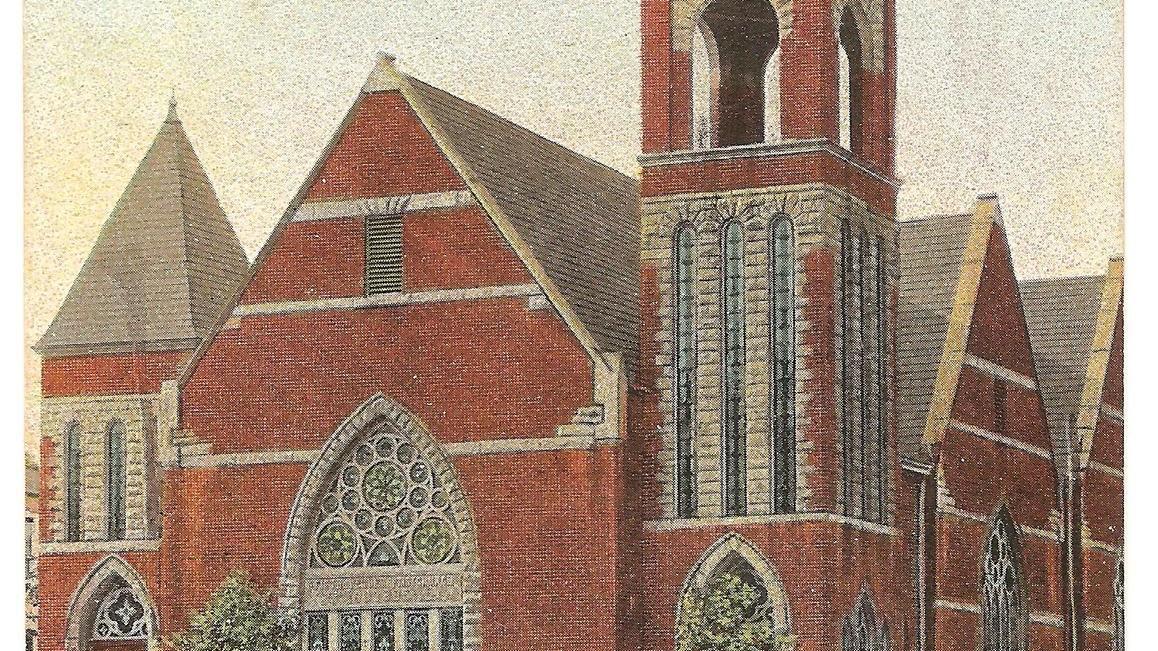 Lost Huntington: Fifth Avenue Baptist Church