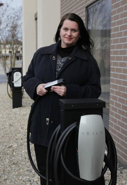Barboursville hotel adds electric vehicle charging stations