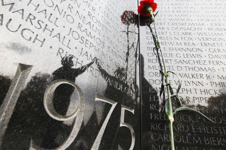 Vietnam Veterans Memorial: The Moving Wall to make tour stop at Barboursville Park