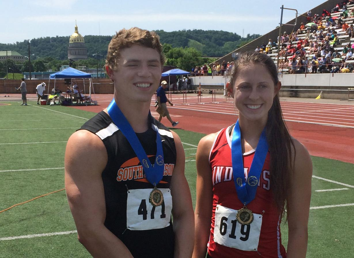 Harrison County track athletes share McCoy Award