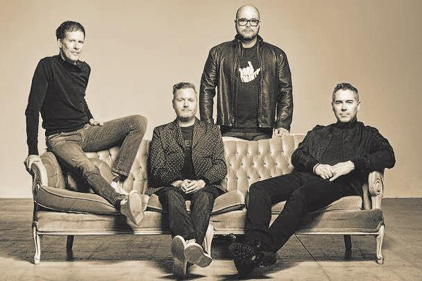 Barenaked Ladies to open Marshall Artists Series