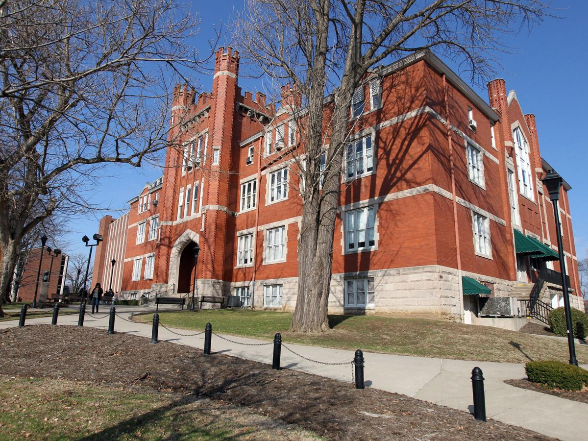 Gallery: Architecture of Marshall's campus