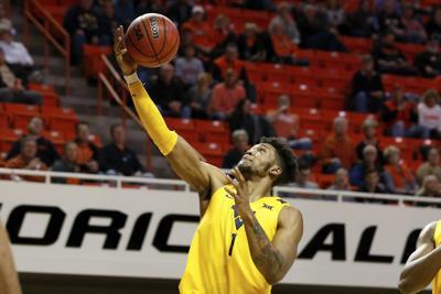 West Virginia Oklahoma St Basketball