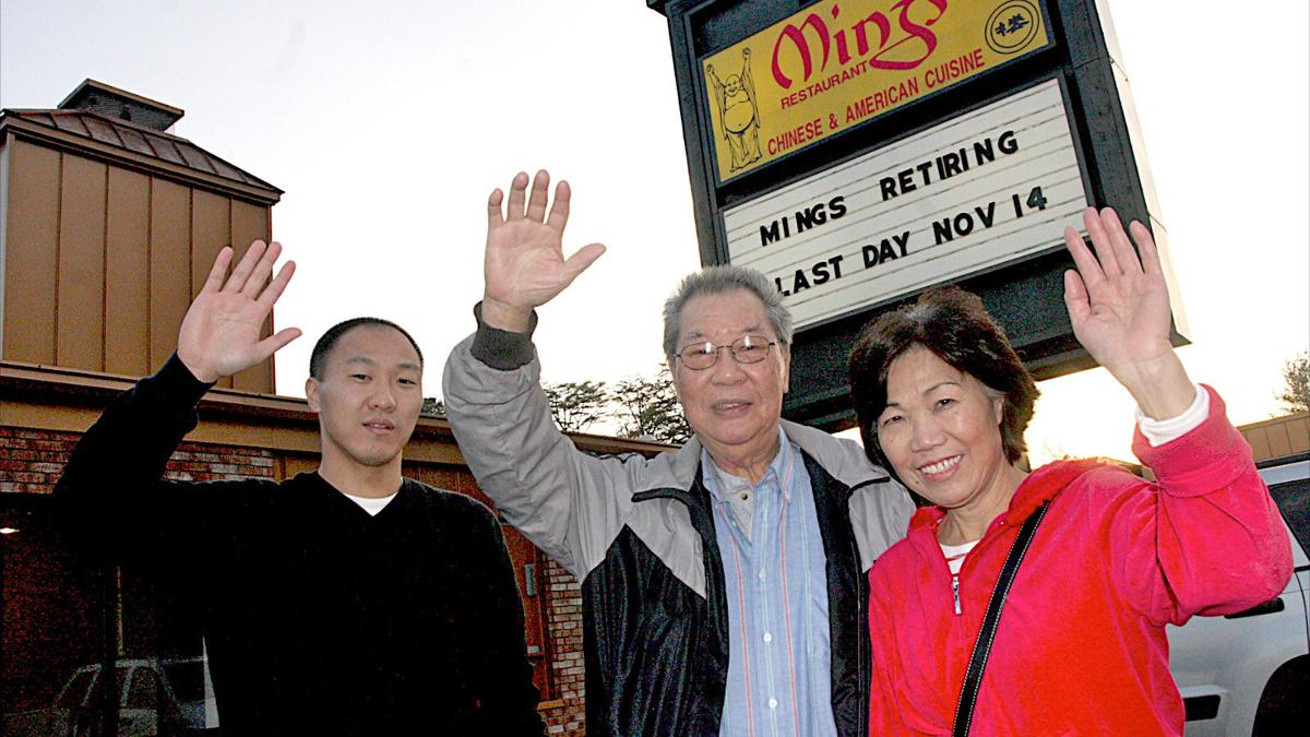 Lost Huntington: Ming's Restaurant