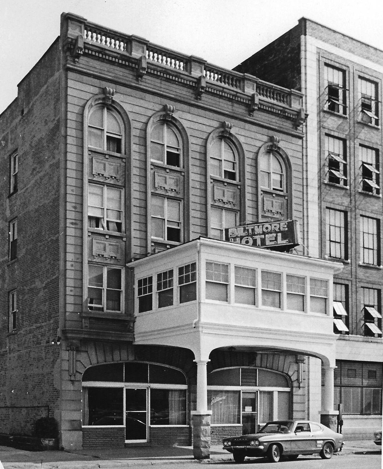 Lost Huntington: The Biltmore Hotel
