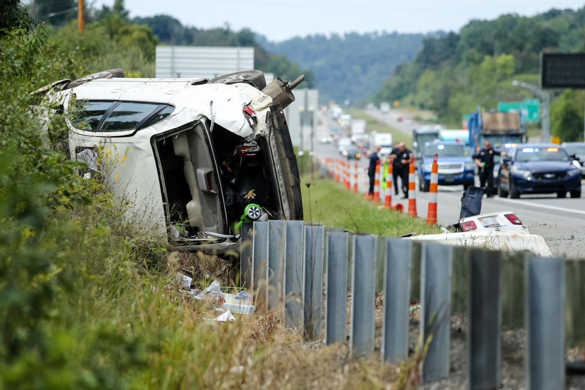 Victim's name released in fatal I-64 crash | News | herald-dispatch com