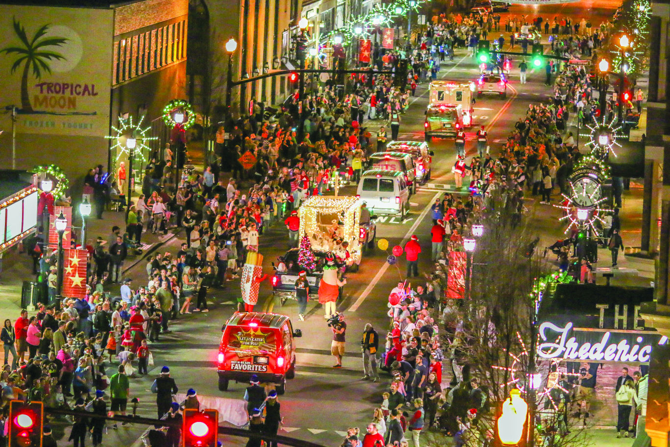 Winners announced for annual Huntington Christmas parade ...