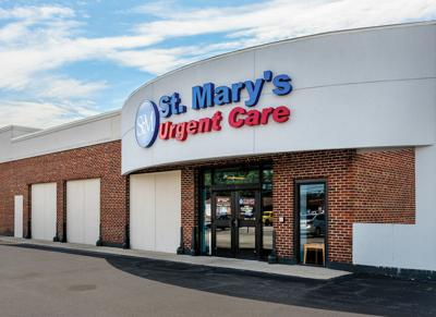 St. Mary's Urgent Care exterior