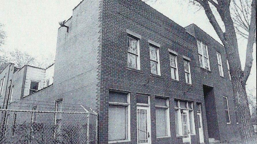 Lost Huntington: Marshall Music Building