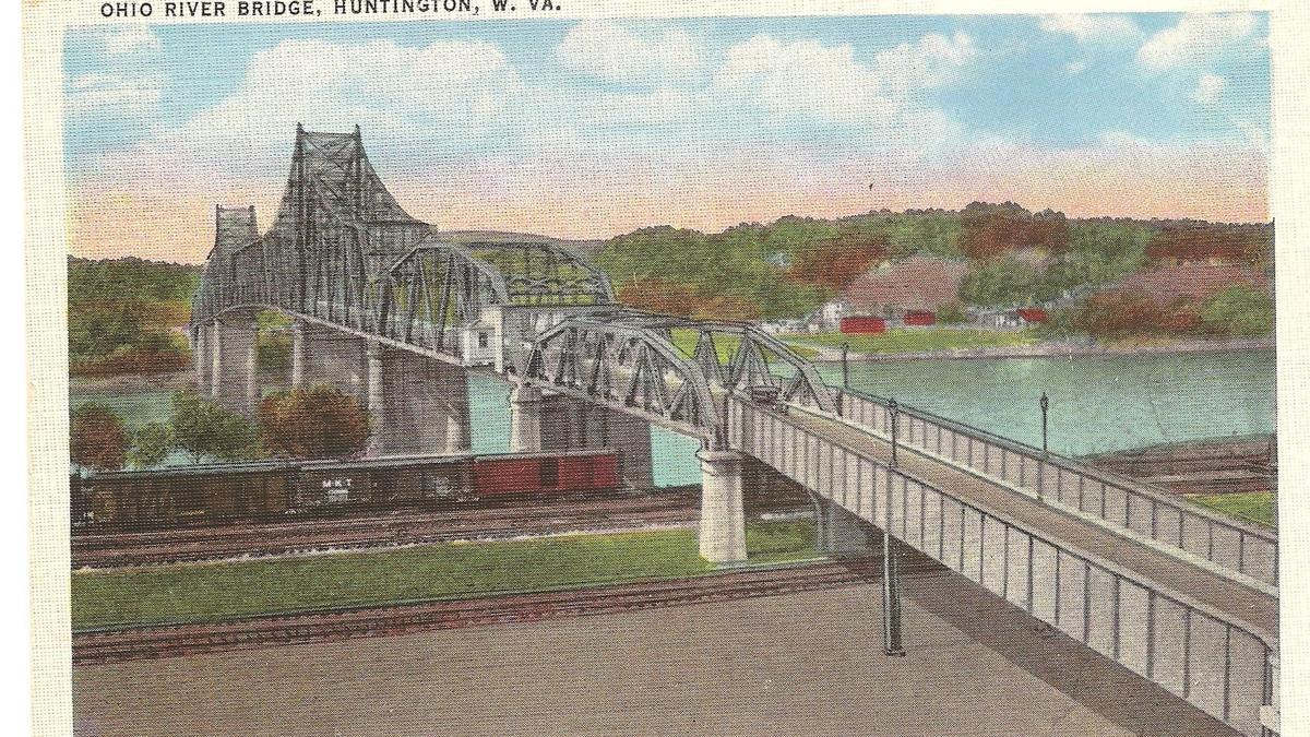 Lost Huntington: The Sixth Street Bridge