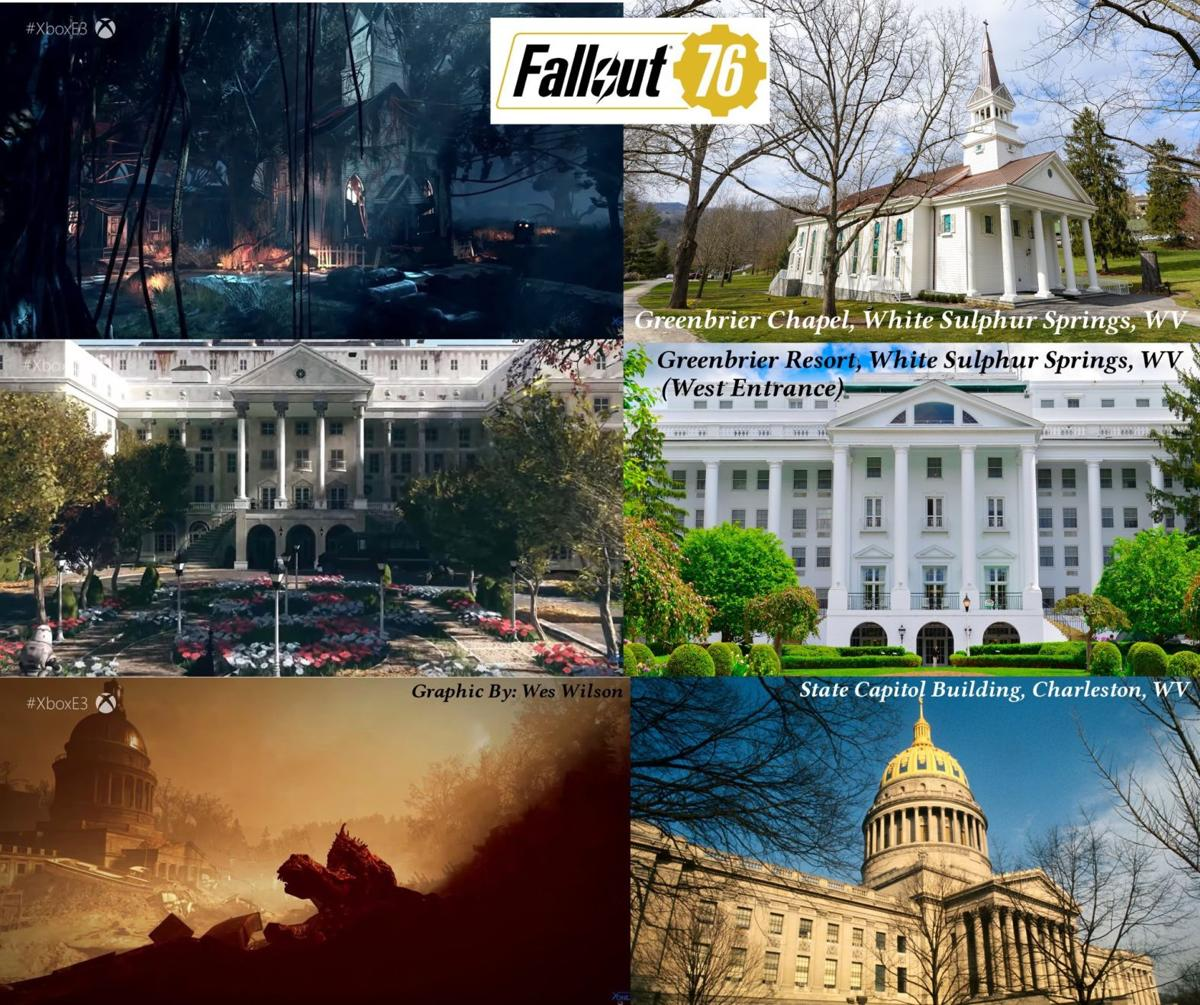New 'Fallout' video game, 'Fallout 76' to be based in a post