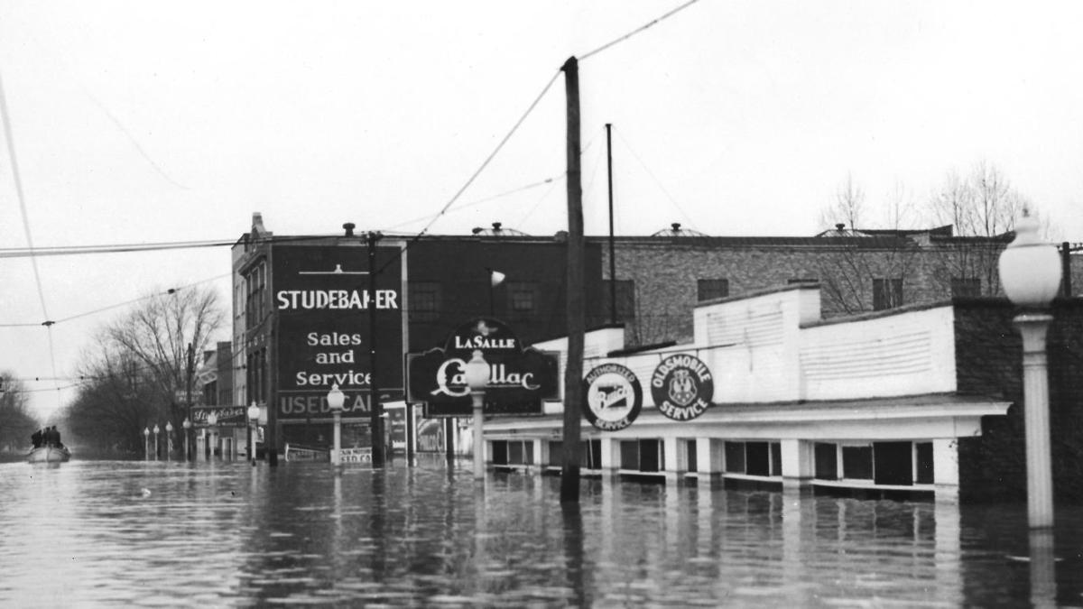 Lost Huntington: Automobile row