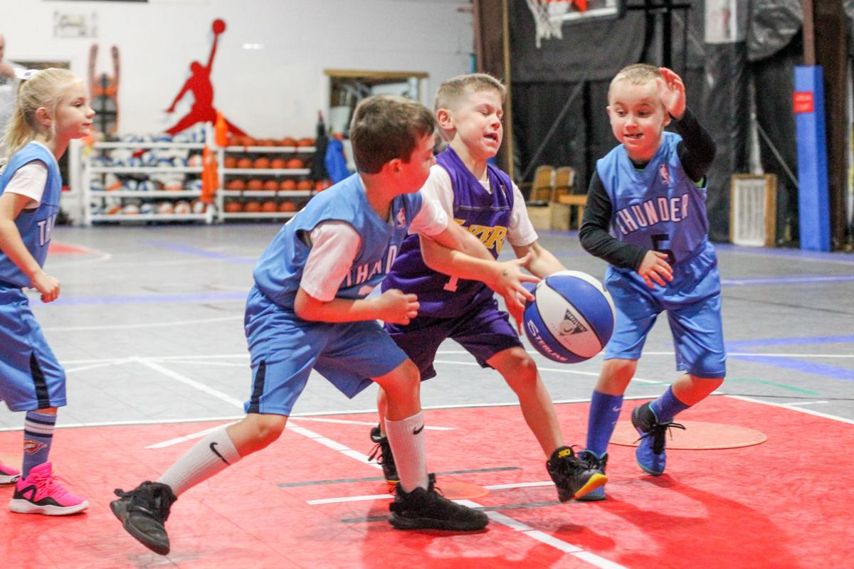 Photos Junior Nba Program At Sports City U Basketball Academy