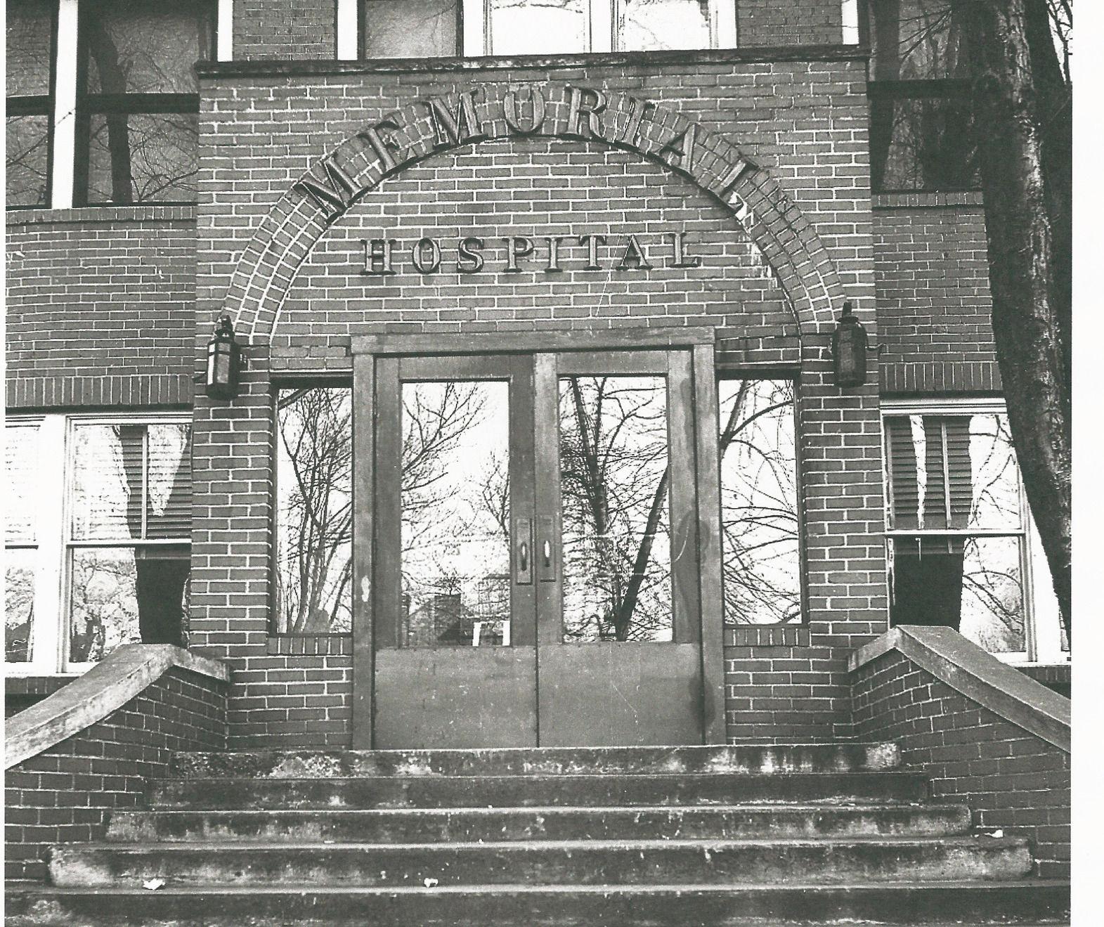 Lost Huntington: Huntington Memorial Hospital