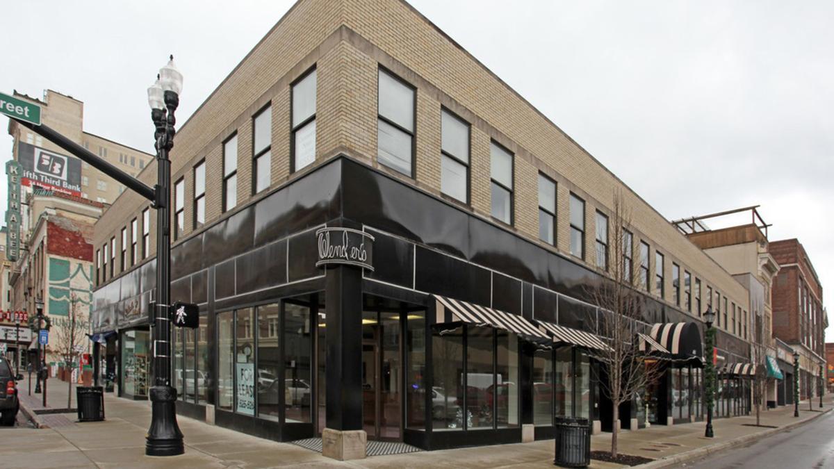 Lost Huntington: Wender's Apparel