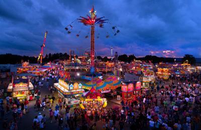Virginia State Fair >> 93rd West Virginia State Fair Kicks Off Thursday News Herald