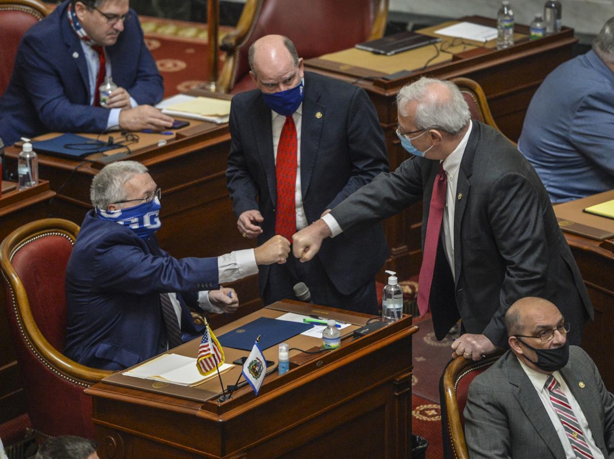 Senate Opening Session
